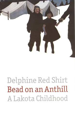 Bead on an Anthill by Delphine Red Shirt