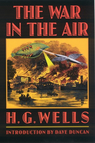 The War in the Air by H.G. Wells