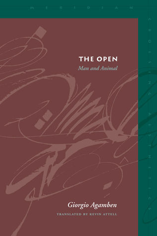 The Open by Giorgio Agamben