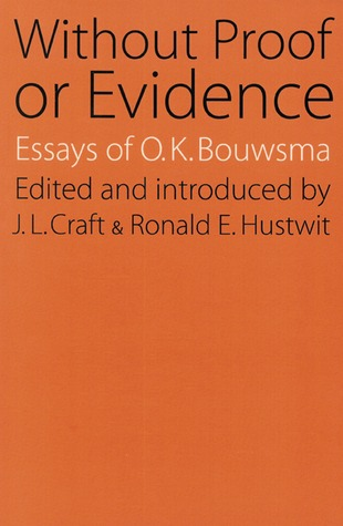 Without Proof or Evidence