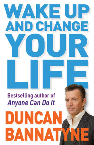 Book cover - Wake Up and Change Your Life