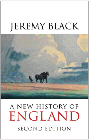 A New History of England by Jeremy Black