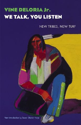 We Talk, You Listen: New Tribes, New Turf