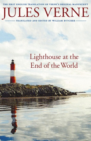 Lighthouse at the End of the World by Jules Verne