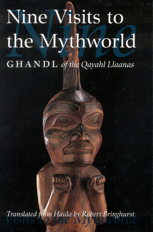 Nine Visits to the Mythworld: Ghandl of the Qayahl Llaanas