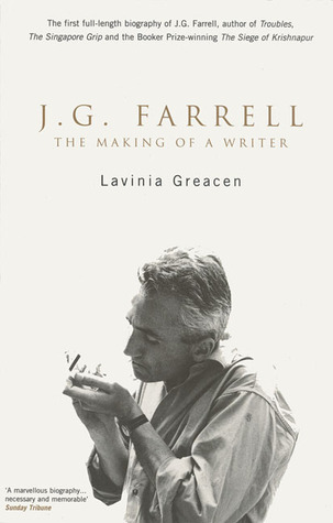 J.G. Farrell by Lavinia Greacen