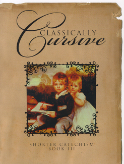 Classically Cursive Book III