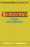 Colossians: Christ All-Sufficient