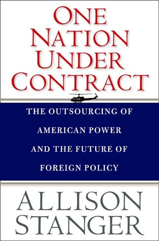 One Nation Under Contract by Allison Stanger