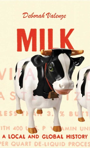 Milk by Deborah Valenze