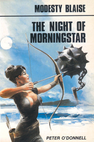 The Night of Morningstar by Peter O'Donnell