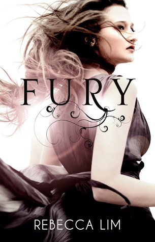Fury (Mercy, #4)