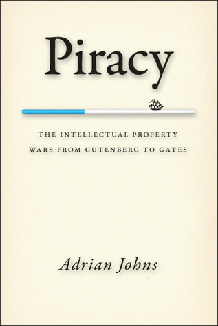 Piracy by Adrian Johns