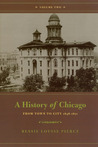 A History of Chicago, Volume II: From Town to City 1848-1871