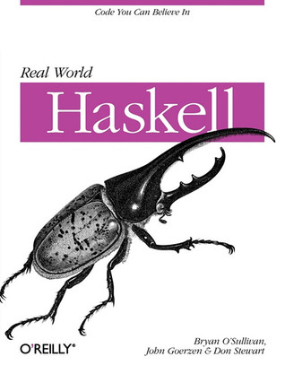 Real World Haskell by Bryan O'Sullivan