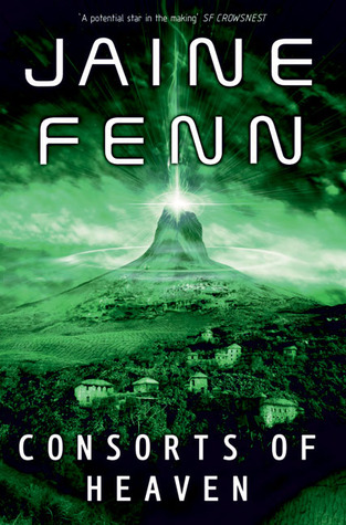 Consorts of Heaven by Jaine Fenn