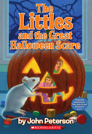 The Littles and the Great Halloween Scare by John Lawrence Peterson