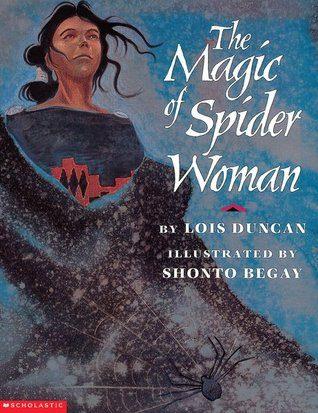 The Magic of Spider Woman by Lois Duncan