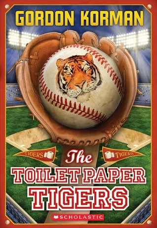 The Toilet Paper Tigers by Gordon Korman