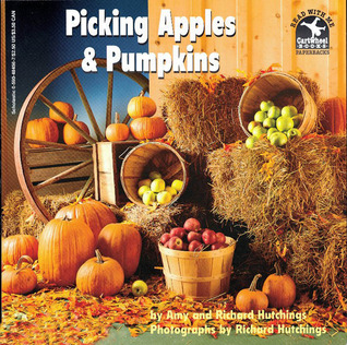 Picking Apples And Pumpkins by Amy Hutchings