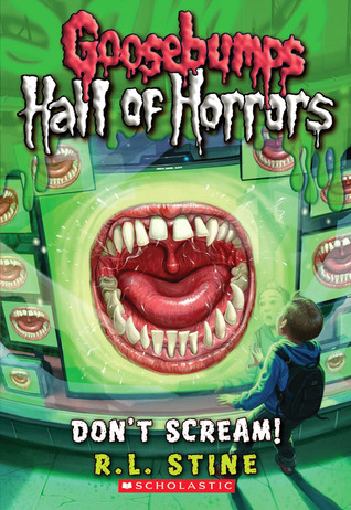 Don't Scream! by R.L. Stine