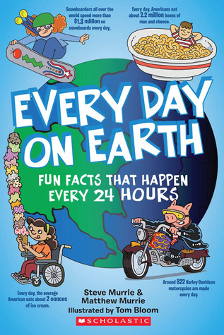 Every Day On Earth by Steve Murrie