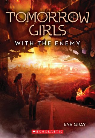 With the Enemy by Eva Gray