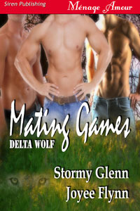 Mating Games Delta Wolf 2