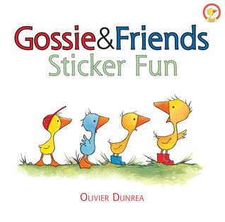 Gossie & Friends Sticker Fun by Olivier Dunrea