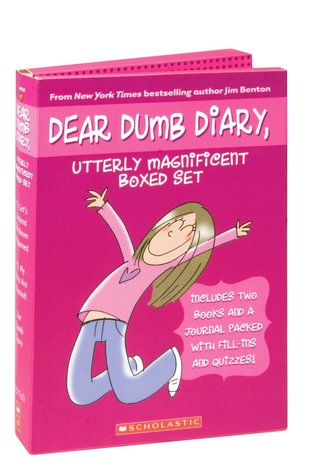 Dear Dumb Diary Boxed Set by Jim Benton