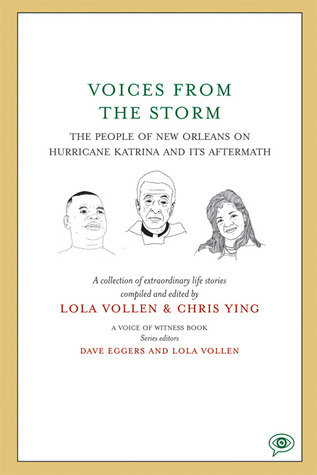 Voices from the Storm by Lola Vollen