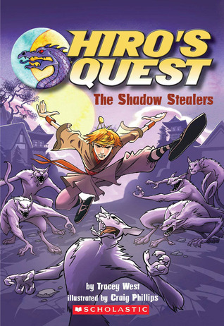 The Shadow Stealers (Hiro's Quest, #3)
