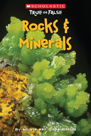 Rocks & Minerals (Scholastic True or False)