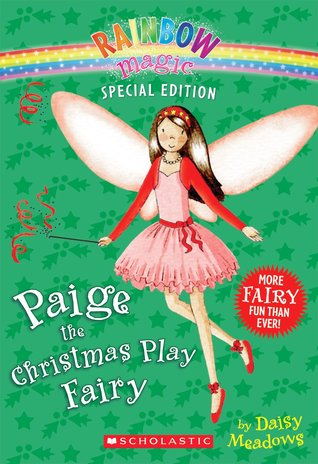 Paige The Christmas Play Fairy by Daisy Meadows