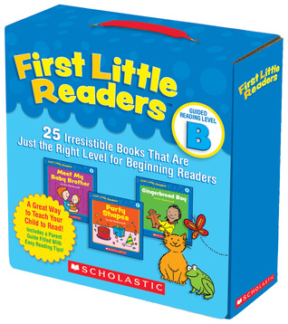 First Little Readers Parent Pack by Liza Charlesworth