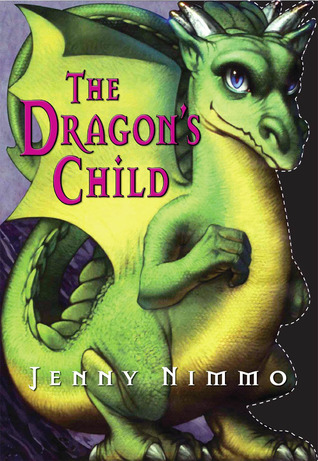 The Dragon's Child by Jenny Nimmo