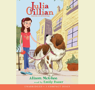 Julia Gillian (And the Art of Knowing) - Audio Library Edition