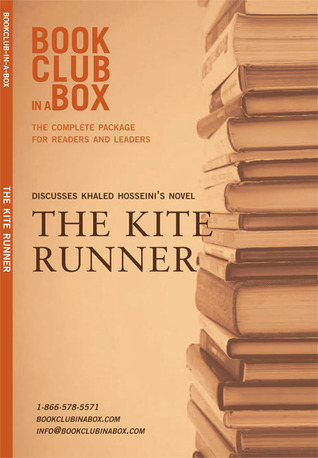 Bookclub in a Box Discusses Khaled Hosseini's Novel The Kite ... by Marilyn Herbert