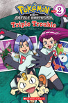 Sinnoh Reader #4: Triple Trouble (Pokemon)