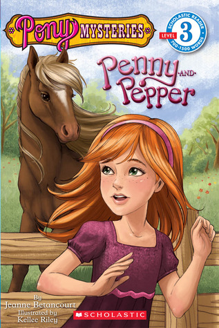 Penny and Pepper by Jeanne Betancourt