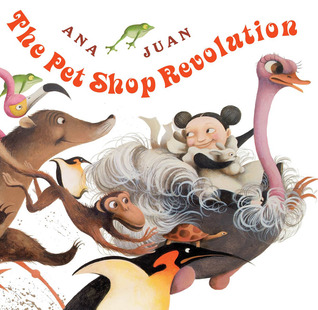The Pet Shop Revolution by Ana Juan