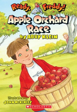 Apple Orchard Race by Abby Klein