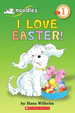 I Love Easter by Hans Wilhelm