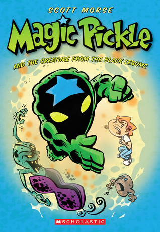 Magic Pickle And The Creature From The Black Legume by Scott Morse
