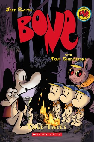 Bone: Tall Tales