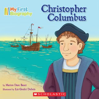 Christopher Columbus Day Writing Paper