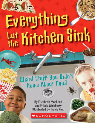 Everything But The Kitchen Sink by Elizabeth MacLeod