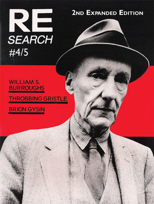 William S. Burroughs, Throbbing Gristle, Brion Gysin by V. Vale