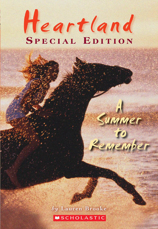 A Summer To Remember by Lauren Brooke