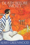 Death Before Wicket (Phryne Fisher, #10)